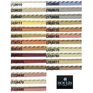 SC2 : HOULES Cable pied VILLANDRY 4mm (25 couleurs au choix)