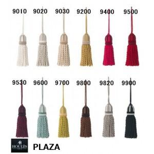 SC2 : HOULES Gland de clé pompon PLAZA (12 couleurs au choix)