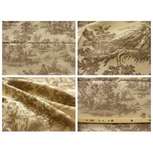 coupon tissu Tolbiac (beige)