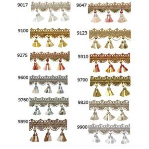 SC1 : HOULES FRANGE MÈCHES 67MM LES MARQUISES (12 couleurs au choix)